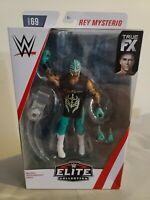 WWE Rey Mysterio Elite Collection Series 69 Mattel Action Figure