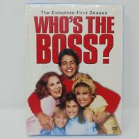 Whos The Boss - The Complete First Season (DVD, 2004, 3-Disc Set)