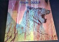 AMON DUUL II''Wolf City'' LP 1980 greek reissue.