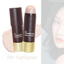 Sleek Highlighting Palette Shimmer Powder Cream Highlighter Stick Make Up 5# T4