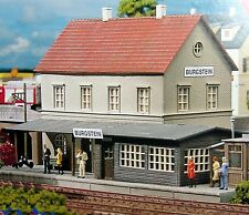 PIKO HO Scale Bergstein Station Building Kit # 61820  New in box