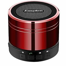 EasyAcc Mini Portable Bluetooth 4.1 Speaker with Mic, 3.5mm Aux, FM Micro SD
