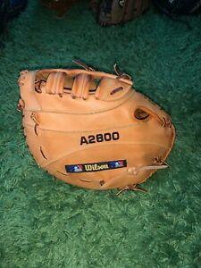 Wilson A2000 / A2800 First Base 1B Japan (A2K HOH Qlt)