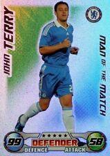 Chelsea Football Trading Cards Topps 2008-2009 Season