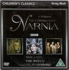 THE CHRONICLES OF NARNIA - THE LION, THE WITCH & THE WARDROBE: PROMO DVD (1988)