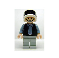 NEW LEGO Rebel Fleet Trooper FROM SET 7668 STAR WARS (sw0187)