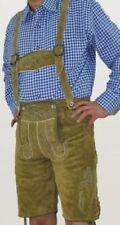 Herren-Trachtenhosen aus Leder in Größe 44