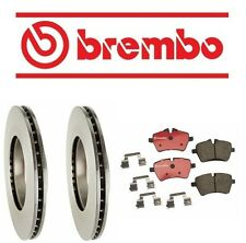 For Mini Cooper R50 2006 L4 1.6L Brembo Front Brake Kit w/ Rotors & Pads