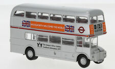 More details for brekina automodelle aec rm routemaster silver jubilee 1977 1-87 h0 scale 61105