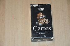 jeux de cartes : ABC des Bestioles / Pour jouer avec les lettres de l'alphabet