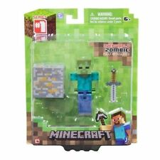 Minecraft Zombie TV, Movie & Video Game Action Figures