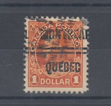 MONTREAL #4-122 $1.00 Admiral precancel Canada