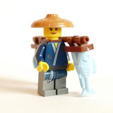 LEGO® Ninjago Movie™ Figur Runje aus 70657 City Docks njo440 brandneu