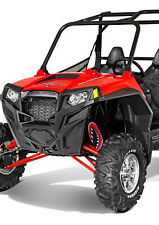 SHOCK COVER,PROTECTEUR D'AMORTISSEUR, POLARIS RZR 900 XP,MONSTER RED