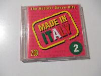 Made In Italy Volume 2 - CD 2 (DOPPIO) Audio Compilation Stampa GERMANIA 1992
