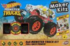 Hot Wheels Monster Truck Maker Kitz Hissy Fit Make It Race Free UK Delivery