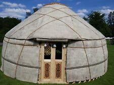 Original kirgisische 6m Jurte mit Regenschutz Yurt юрта Kirgisien Ger Zelt Tipi