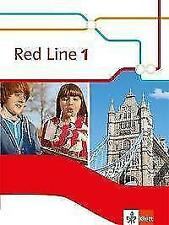 Englisch Buch 5. Klasse Realschule Red Line 1 Klett 9783125477711 Schülerbuch