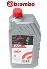 1-Liter Brake Fluid DOT4 Brembo L 04 010 Universal