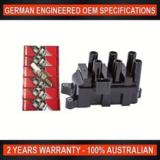 Ignition Coil Pack with Motorcraft Spark Plug Ford AUII Fairlane Falcon AU2 AU3