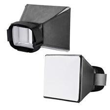 1PC Portable Universal Flash Diffuser Softbox 12 x 10cm for Camera Speedlight GA