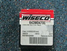 Wiseco Forged Piston Kit Honda CR80 1986-02 47.00mm