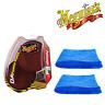 Meguiar's Da Red Compound Power Pads & 2 Microfibre Towels