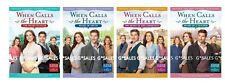 When Calls The Heart Series Season 4 Complete Movies 1-4 (1 2 3 4) NEW DVD SET