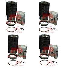 Belarus tractor engine kit liner, piston, rings set 400 405 420 425 T42LB T40