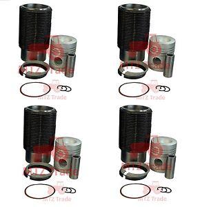 Belarus tractor engine kit liner piston rings set 400 405 420 425 T42LB T40 kit