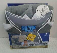 """NIP Discovery Shark Week Two in one Beach Blanket / Towel 22.5"""" x 55"""""""