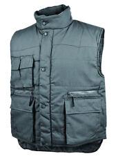 Manteaux et vestes gris en polyester pour homme