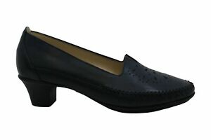SAS Womens Sonyo Closed Toe Loafers, Blue, Size 8.0