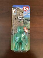 McDonald's Ty Beanie Baby Erin (1998) International Collection