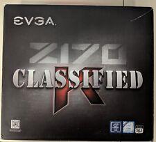 BTC-✔  EVGA Z170 Classified K LGA 1151 Intel Z170 HDMI SATA 6Gb/s #EB5595