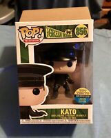Funko Pop! Kato The Green Hornet Toy Tokyo Exclusive SDCC 2019