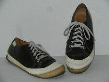 Clarks Originals Metallic Sneaker Halbschuhe Lackleder Gr. 41 UK 7