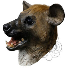 Latex Full Head Animal Popular Scavenger Hyena Fancy Dress Up Props Party Masks