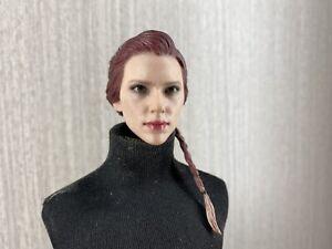 Hot Toys 1/6 MMS533 Avengers Endgame Black Widow - Head Sculpt