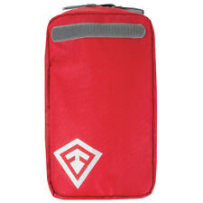 First Tactical IV Kit Survival EMT First Aid Medication Pouch Organiser Red