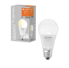 Ledvance 9W Smart + ES E27 Classic A60 GLS Light Bulb, Dimmable 2700K