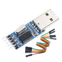 5/10* PL2303HX USB To RS232 TTL Converter Adapter Module + cable For arduino new