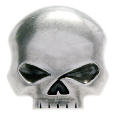 Harley-Davidson Skull Rider Buckle Gürtelschnalle - Antique Nickel