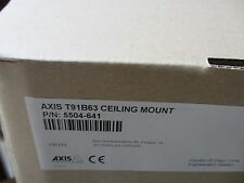 Axis Communications T91B63 Chromated and Powder Coated Ceiling Mount #5504-641