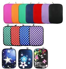 "New Stylish Neoprene Case - Cover Sleeve for various 8"" Tablets with Stylus"