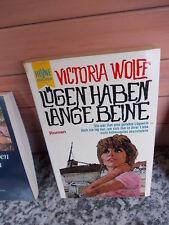 Lügen haben lange Beine, ein Roman von Victoria Wolff, aus dem Heyne Bücher Verl