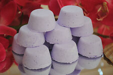 20x LOVESPELL(Perfume Type) Aromatherapy Bubble Bath Bombs *VEGAN,NATURAL*