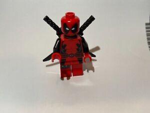 LEGO Figur DEADPOOL aus Set 6866 NEW