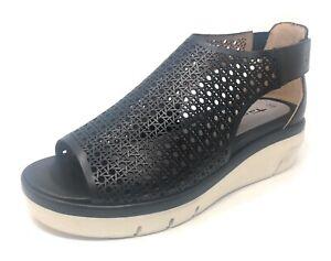 TAMARIS 1-28375-22 Leder Schaft Keil Sandalen Schuhe Sandaletten NEU Größe 38