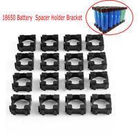 100PCS 18650 Battery Pack Spacer Radiating Shell Plastic Holder Bracket